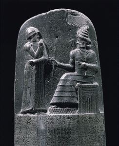 Reign of Hammurabi<br/>of Babylon