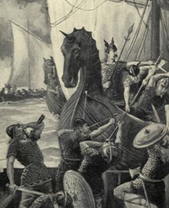 English History:</br>The Viking Invasions
