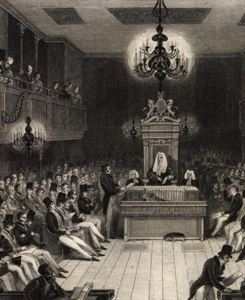 English History:</br>House of Commons