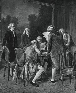 English History:</br>Relations with the U.S.