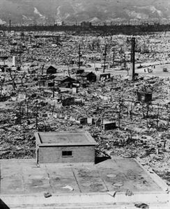 Atomic Bombings Hiroshima and Nagasaki